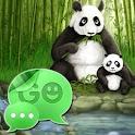 GO SMS Pro Theme Panda icon