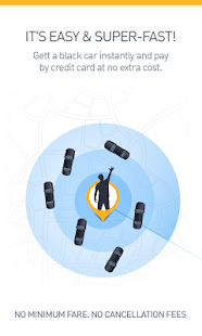 Gett– Taxi Black Car Service