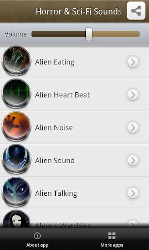 恐怖和科幻的聲音專業版|玩音樂App免費|玩APPs