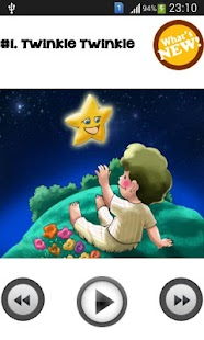 Baby Nursery Rhymes 2 - screenshot thumbnail