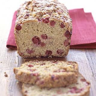 Cranberry Tea Bread.