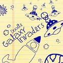 Doodle Galaxy Invaders icon