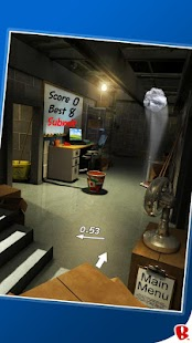 Paper Toss - screenshot thumbnail