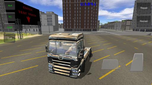 4×4卡車模擬器3D