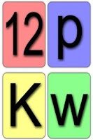 Screenshot of Learning Letters and Numbers