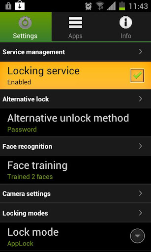Visidon AppLock Plus for Android - Version 2 0 0 | Free