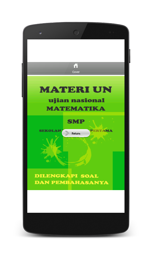 Soal Un Smp Matematika Android Apps On Google Play