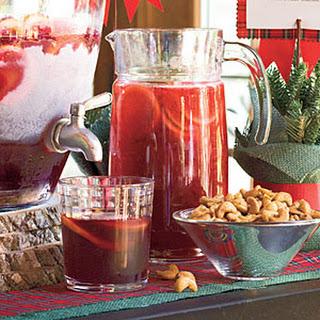 Mock Tea Sangría.