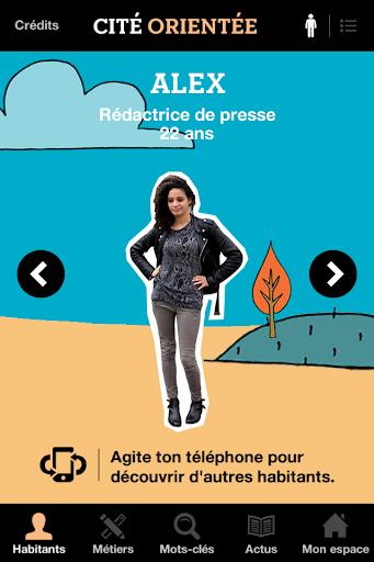 Cité Orientée version mobile
