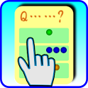 monitor questionnaire icon