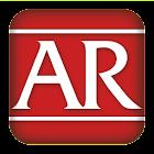 Illustrated AR icon