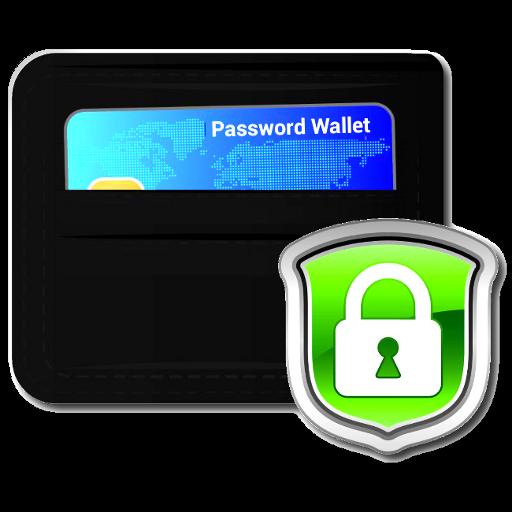 パスワードお財布 カード ぱすわーど 暗証番号管理プロ 生產應用 App LOGO-硬是要APP