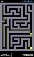 Screenshot of Maze (free)
