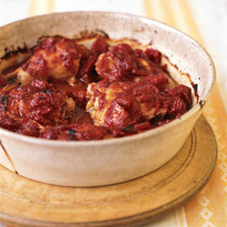 Barbecue Apricot Chicken