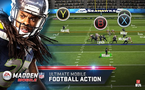 Madden NFL Mobile Screenshot 11