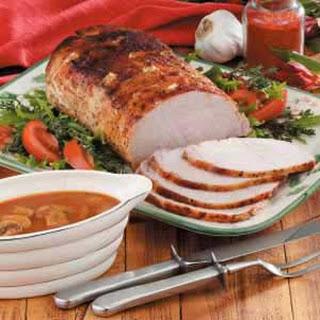 Roast Pork Paprikash