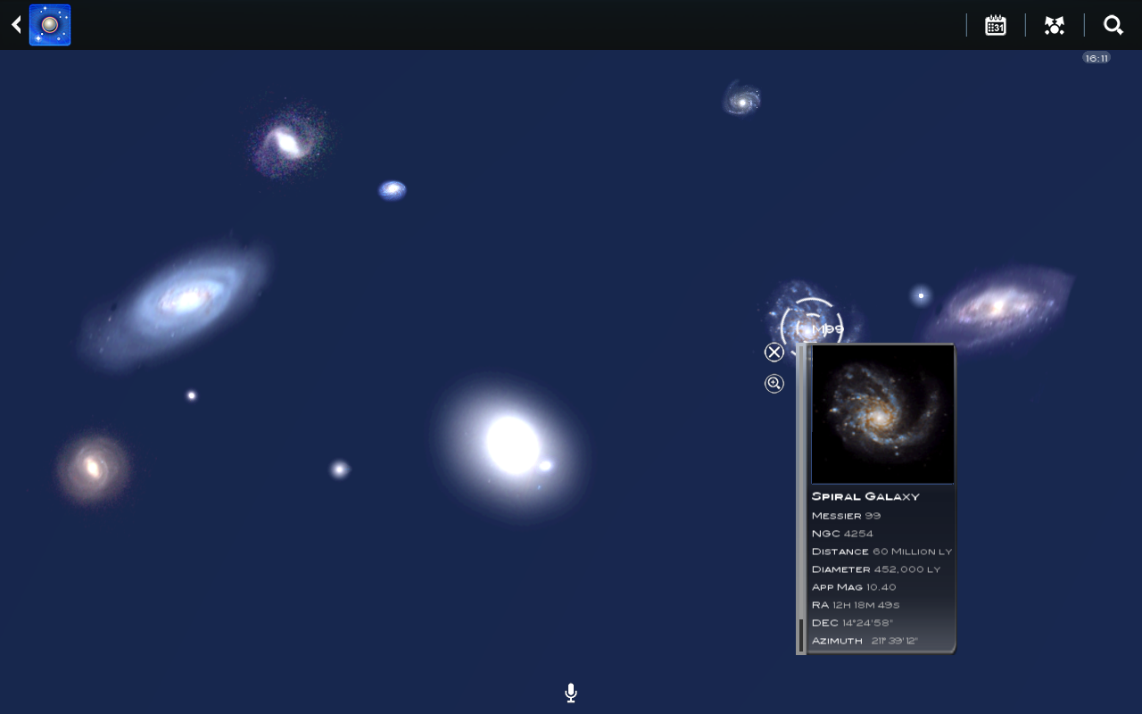 Star Chart- screenshot