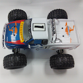 MjpegBLE4WD 遙控車