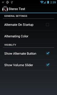 Stereo Test- screenshot thumbnail