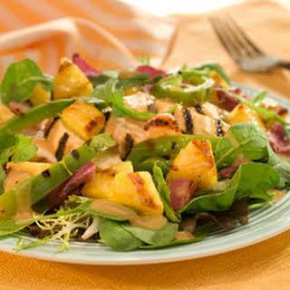 Honey Mustard Pineapple Chicken Salad.