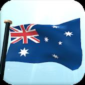 Australia Flag 3D Free