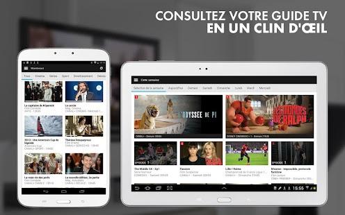 myCANAL, par CANAL+ & CANALSAT - screenshot thumbnail