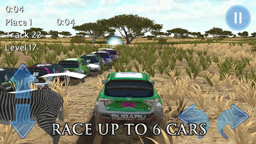 Rally Racing Chase 3D 2014
