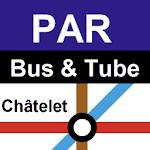 Paris Bus Metro Train Maps 1.0 Apk
