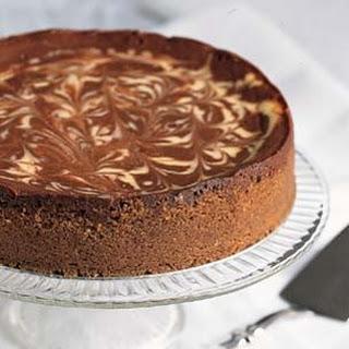 Gino Cofacci's Chocolate Rum Cheesecake