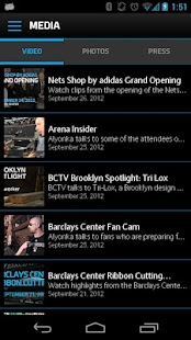 Barclays Center - screenshot thumbnail