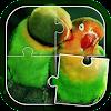 Vögel Puzzle-Spiele