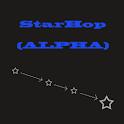 StarHop-ALPHA logo