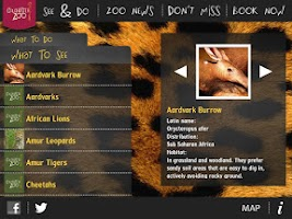 Screenshot of Colchester Zoo