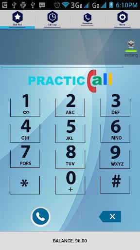 【免費通訊App】Practiccall-APP點子