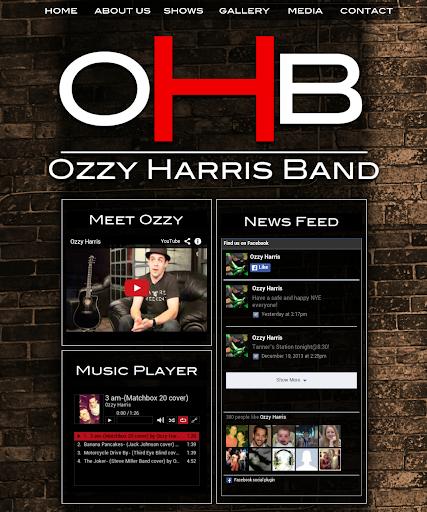 Ozzy Harris