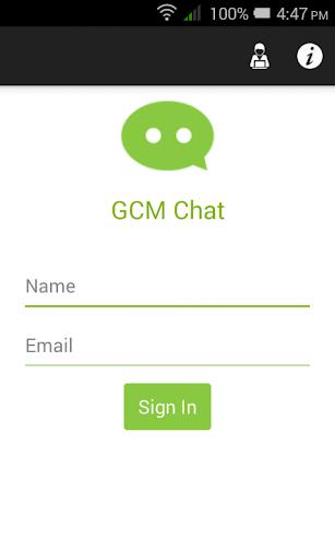 GCM Chat