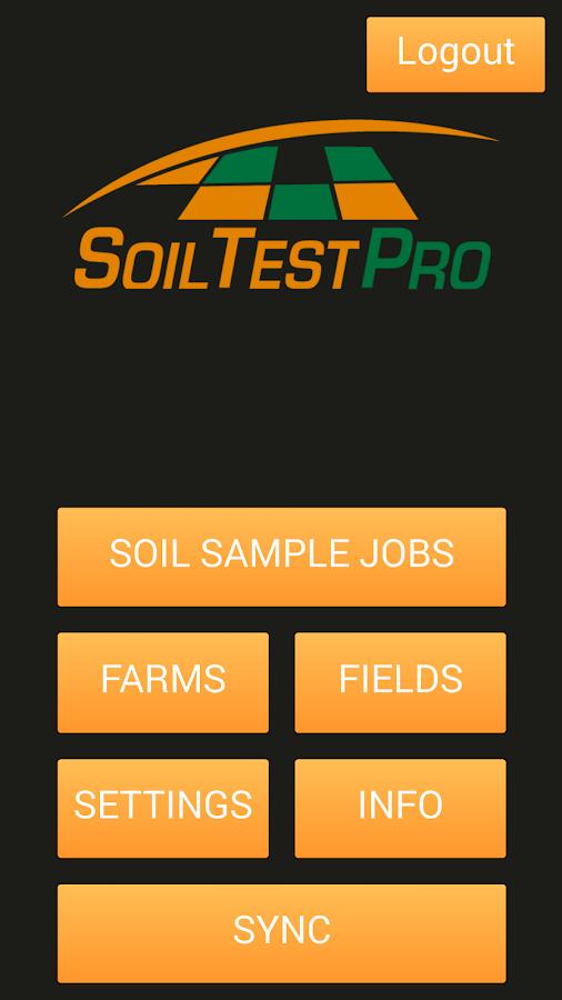 Soil Test Pro - screenshot