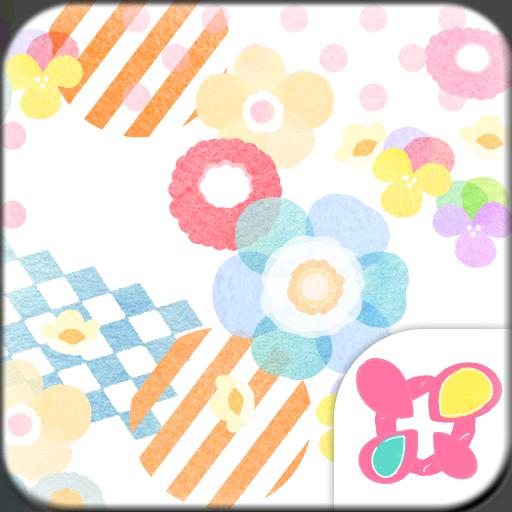Flowers Theme-Baby blue-eyes- Icon