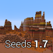 Seeds for Minecraft 1.7