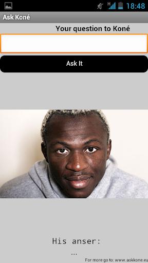 Ask Koné