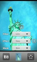 Screenshot of Camera illusion Pro