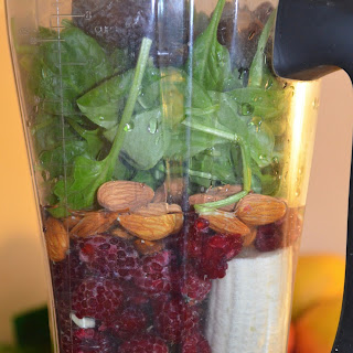 Hubby Green Smoothie