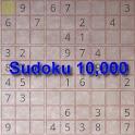 Sudoku 10,000 Trial logo
