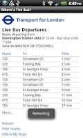 Screenshot of London Where's the bus? - FREE