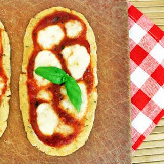 Herbed Flatbread Pizza.