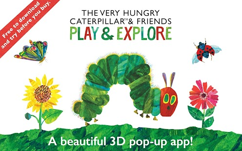 Very Hungry Caterpillar Free- screenshot thumbnail