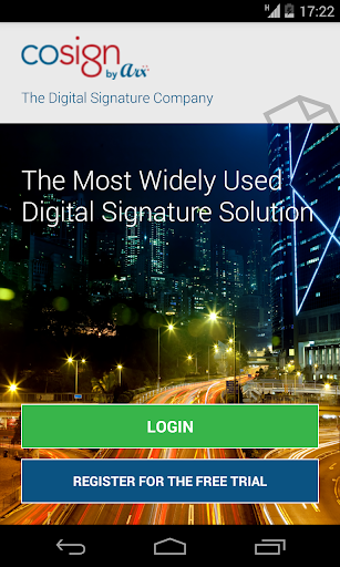 CoSign: Secure Digital Signing