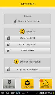 Prosegur ProMobile- screenshot thumbnail