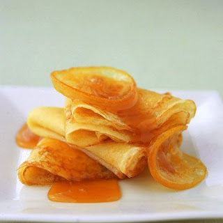 Lemon Crepes.
