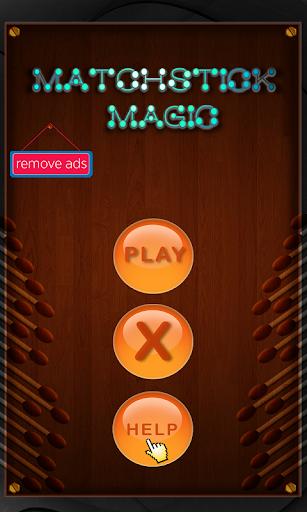 Kids Game-Matchstick Magic